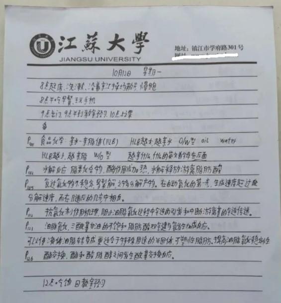 袁子健的学习计划书